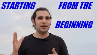 How To Start From The Beginning & Build A Habit
