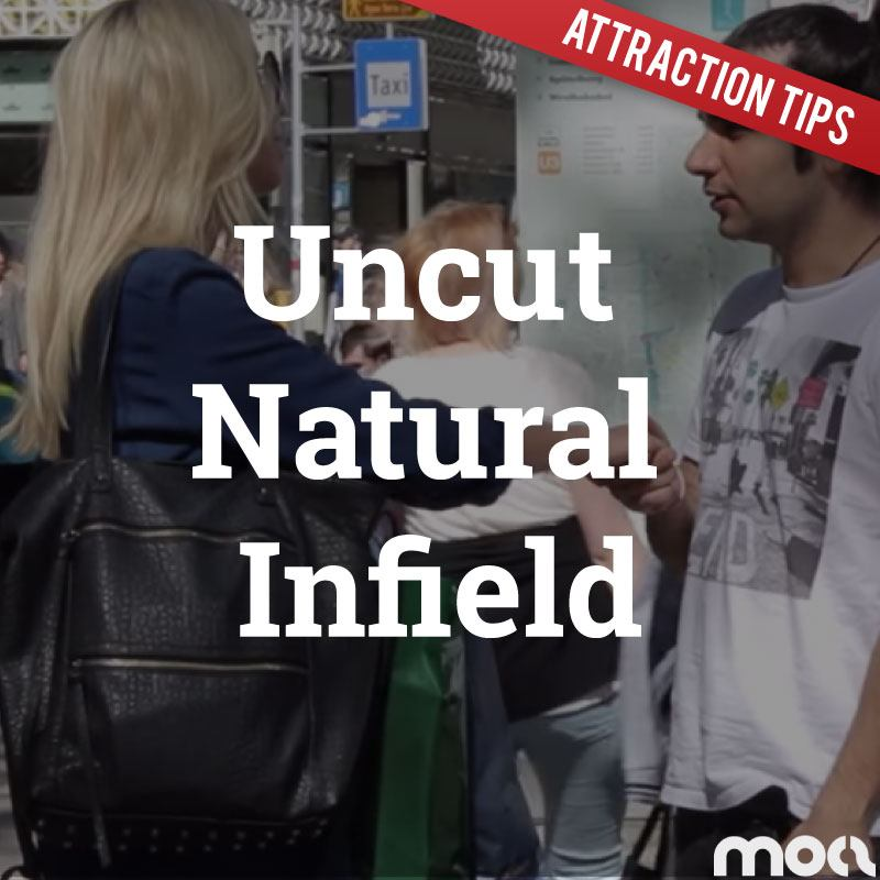 Uncut Spontaneous Day Game Infield – Sami Moa Infield